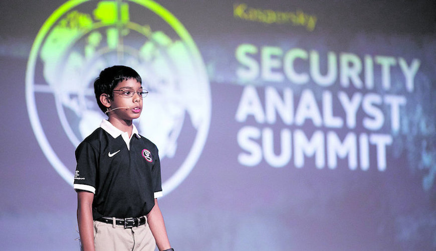 i'M ALways aWARE. Are you? – Kaspersky Security Analyst Summit (2016)