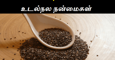 chia seeds in tamil