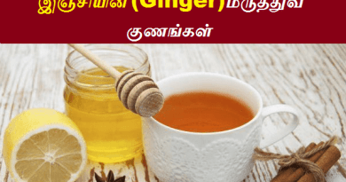 ginger benefits in tamil