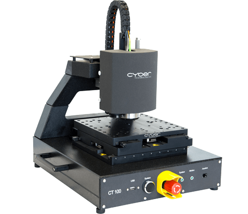 CT 100 - compact surface measurement system