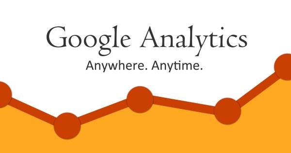 Google Analytics logo.
