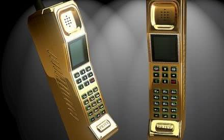 The mobile phone is £140,000