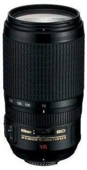 Nikon 70-300mm f/4.5-5.6 AF-S VR