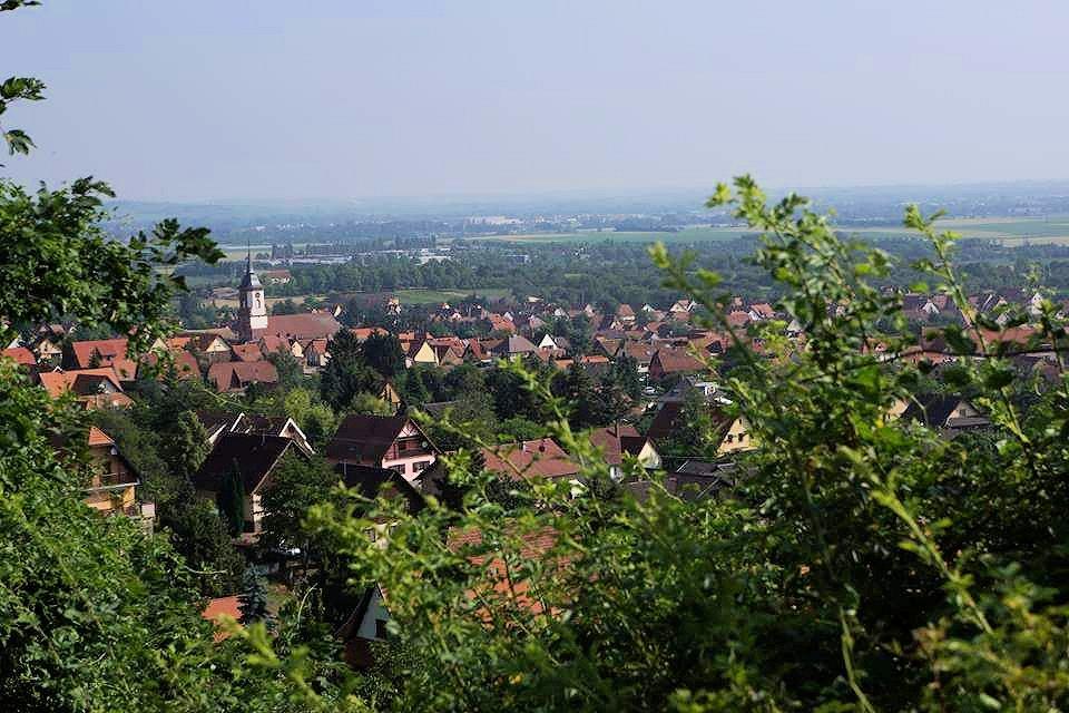 Le Petit Bischo gte Bischoffsheim Strasbourg