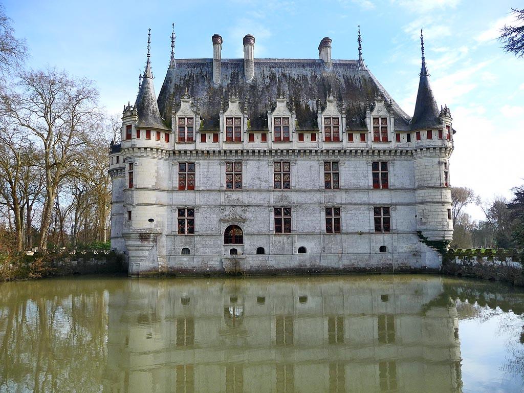 Tourisme A Azay Le Rideau Indre Et Loire