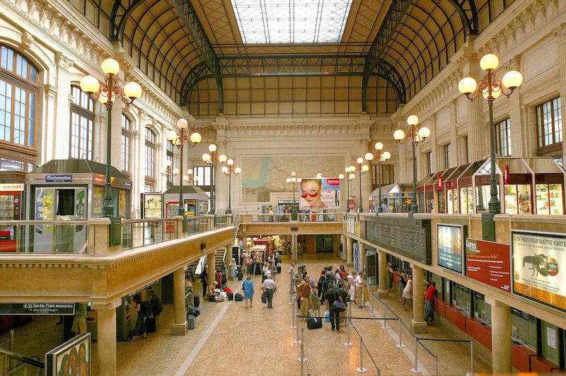 Locations De Vacances La Gare De Bordeaux Saint Jean Et