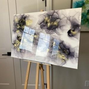 Liquid Glass Epoxy Resin Art Supplies Kit