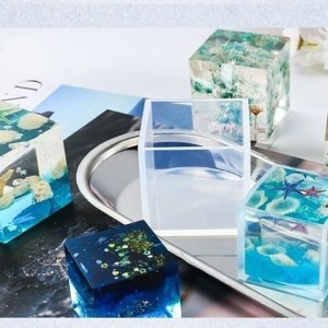 Resin for Art and Craft Mixing Epoxy Kit 1L