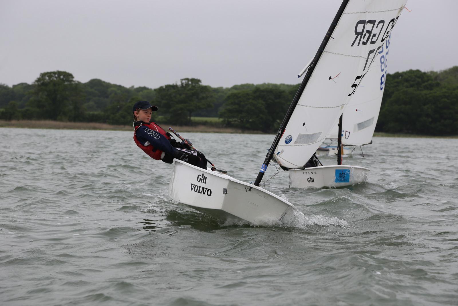 Chichester Optimist Open 2017 Chichester Yacht Club
