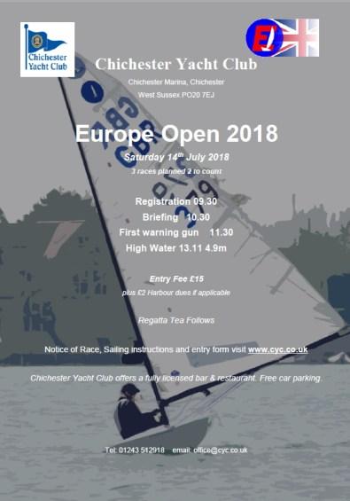 Europe 2018