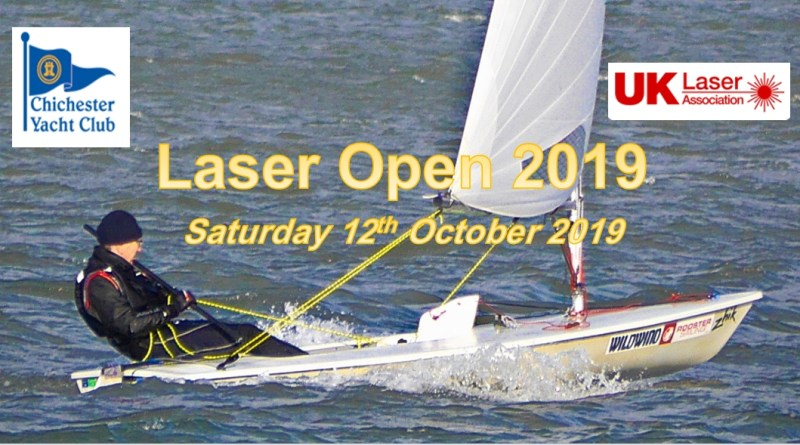 CYC Laser Open 12th October 2019