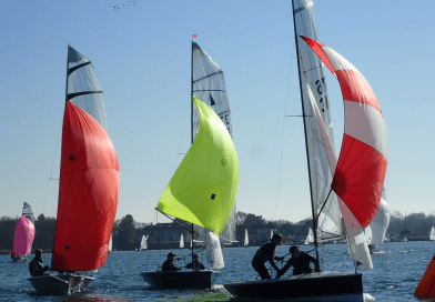 Review of the RYA Dinghy Show 2019