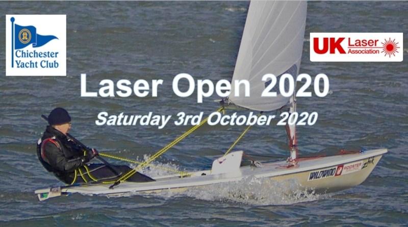 CYC Laser Open 2020