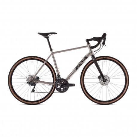 Découvrez le vélo Gravel Genesis Croix de Fer Titane chez