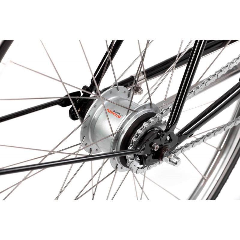 Découvrez le vélo de ville Pelago Brooklyn chez Cyclable