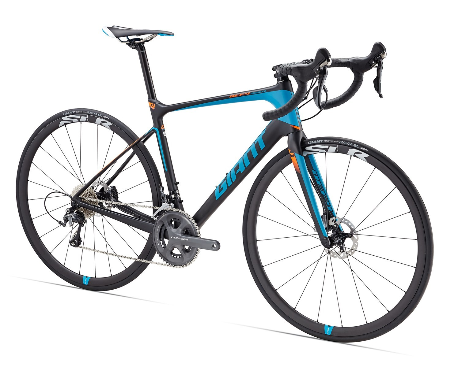 Giant Defy Advanced Pro 1 in Carbon/Blue £2,029.30