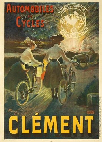 1903 Clément & Co. poster