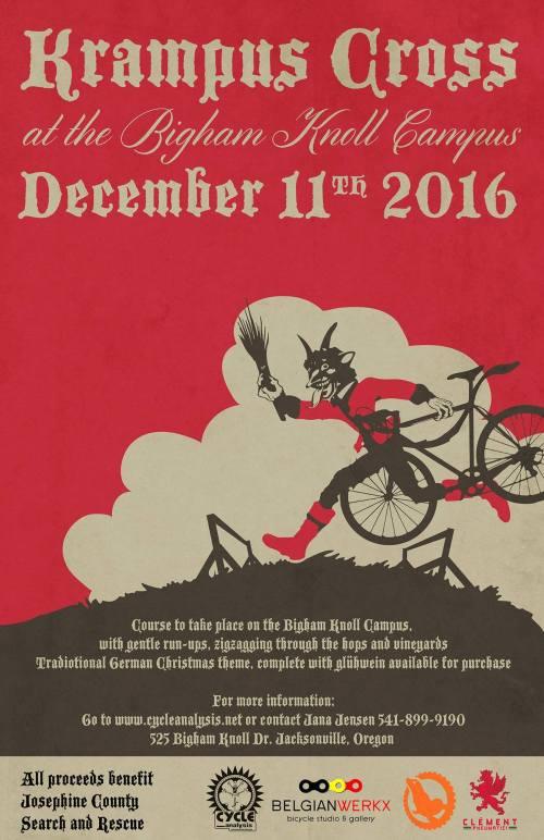 Krampus 2016 Poster
