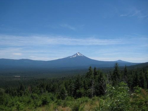 Mt. Mcloughlin.
