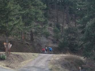 It's steeper than it looks.