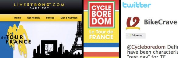 Cycleboredom - Le Tour De Tweet