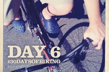 Day 6: Sicker Than Yesterday | #30DaysofBiking