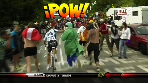 Cycleboredom | Contador Punches The Good Doctor