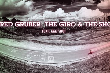Jered Gruber, The Giro & The Shot