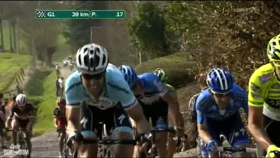Cycleboredom | Screencap Recap: Dwars Door Vlaanderen & E3 Prijs Vlaanderen - Harelbeke - Paterberg Tommeke