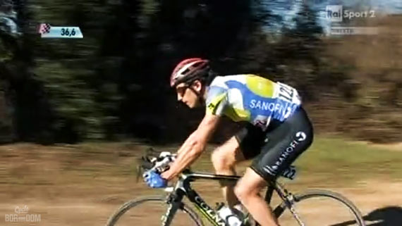Cycleboredom | Screencap Recap: Montepaschi Strade Bianchi - Club Rider On Course