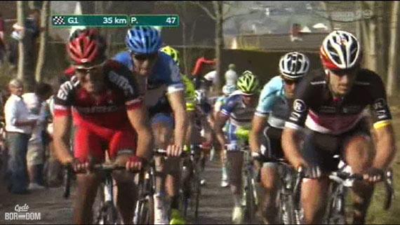 Cycleboredom | Screencap Recap: Dwars Door Vlaanderen & E3 Prijs Vlaanderen - Harelbeke - Fabs Attack