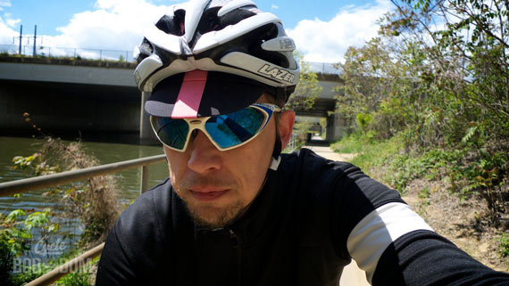 Cycleboredom | What I'm Riding: Rapha Winter Jersey - The Fit