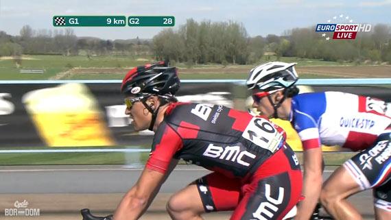 Cycleboredom | Screencap Recap: Ronde van Vlaanderen - Glass Cranking