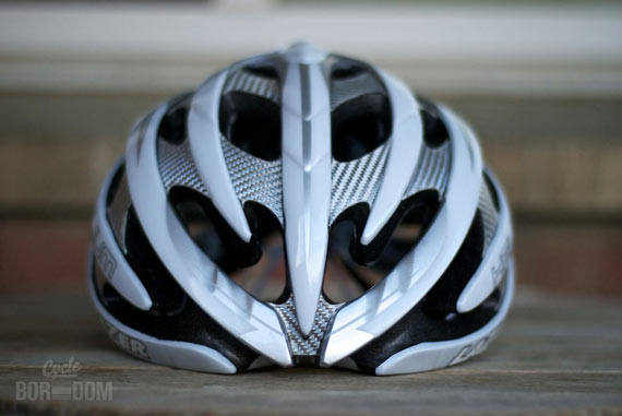 Cycleboredom | What I'm Riding: Lazer Helium Helmet - Full Frontal