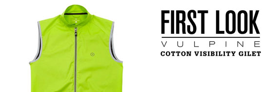 Cycleboredom | First Look: Vulpine Cotten Visibility Gilet