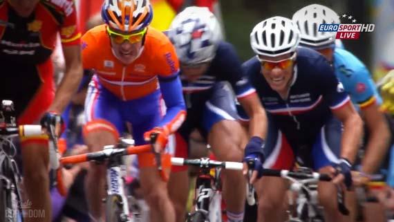Cycleboredom | Screencap Recap: #Limburg2012 - La Caja Daño