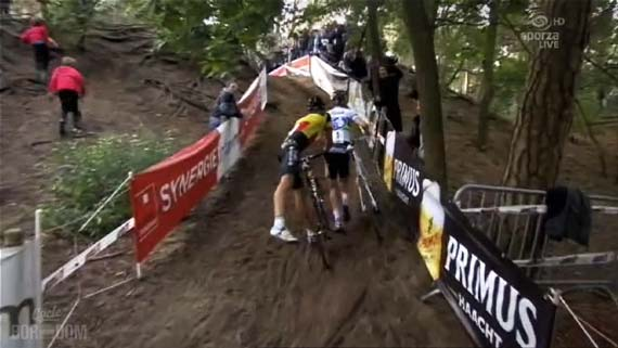 Cycleboredom | Screencap Recap: GP Neerpelt - Ride Up Albert's Ass
