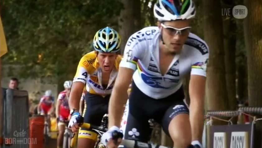 Screencap Recap: 2012 Cyclocross Bosduin Kalmthout ...