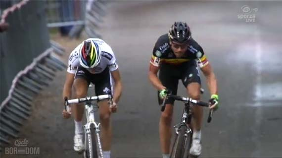 Cycleboredom | Screencap Recap: GP Neerpelt - The Sprinting