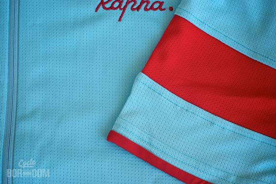 What I'm Riding: Rapha Super Lightweight Jersey | Cycleboredom - Sleeve Detail