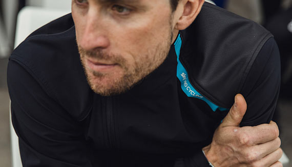 Rapha/Team Sky Kit/Product Launch | Cycleboredom - Team Sky Softshell Jacket