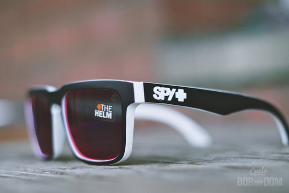 What I'm Riding: The Winter Hit List - Spy Optic Helm Sunglasses