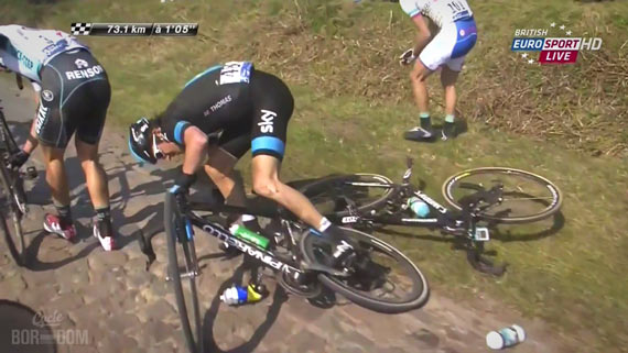 Screencap Recap: Paris-Roubaix 2013 - Thomas?! AGAIN?!