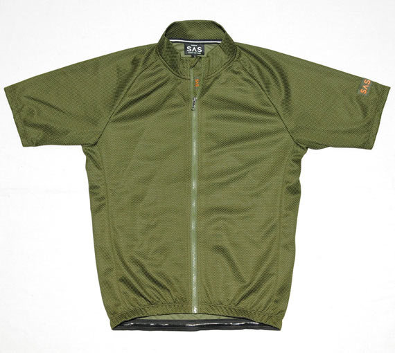 Released: Search and State Green S1-A Riding Jersey