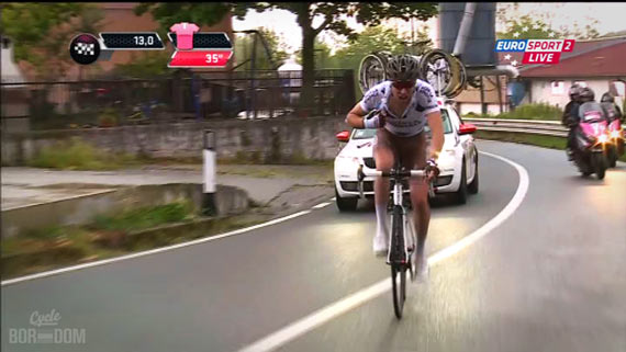 Giro Microdose: I Didn't Watch La Tappa