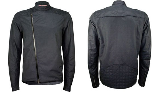 Released: Café du Cycliste Winter Collection - Geraldine Waterproof City Jacket