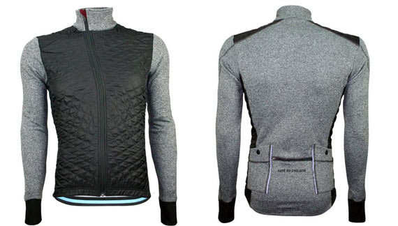 Released: Café du Cycliste Winter Collection - Heidi Winter Jacket