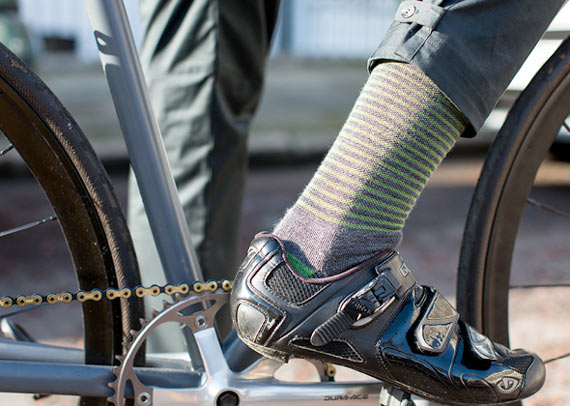 Released: Vulpine Merino Socks - Merino Mid Socks