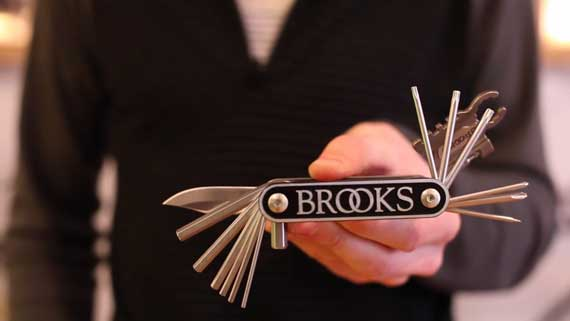 BicycleSPACE x Brooks England MT21 Multitool Giveaway