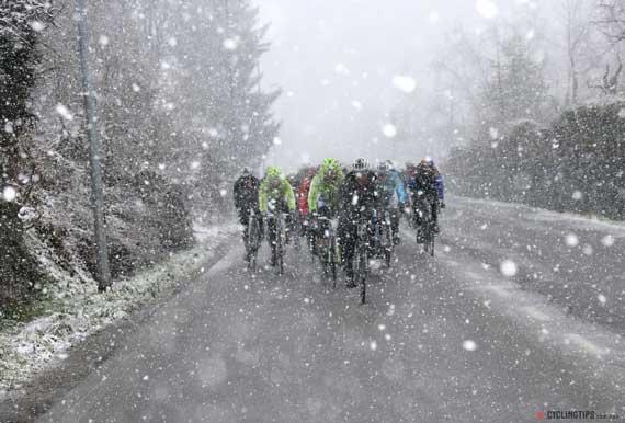 Ras Prep: Milan-San Remo 2014